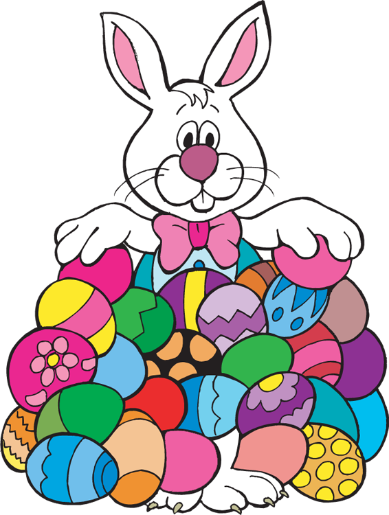 Easter bunny. Eggstravaganza saturday april from