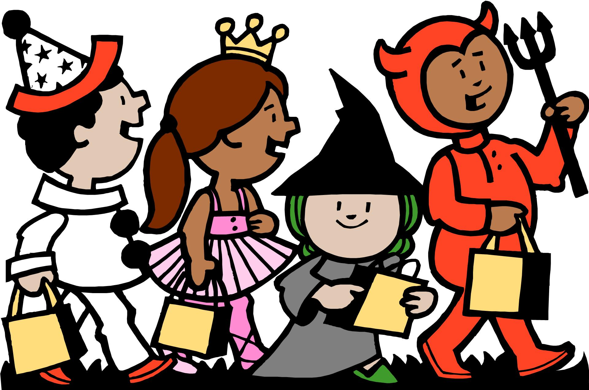 Image result for halloween parade sing a long clipart